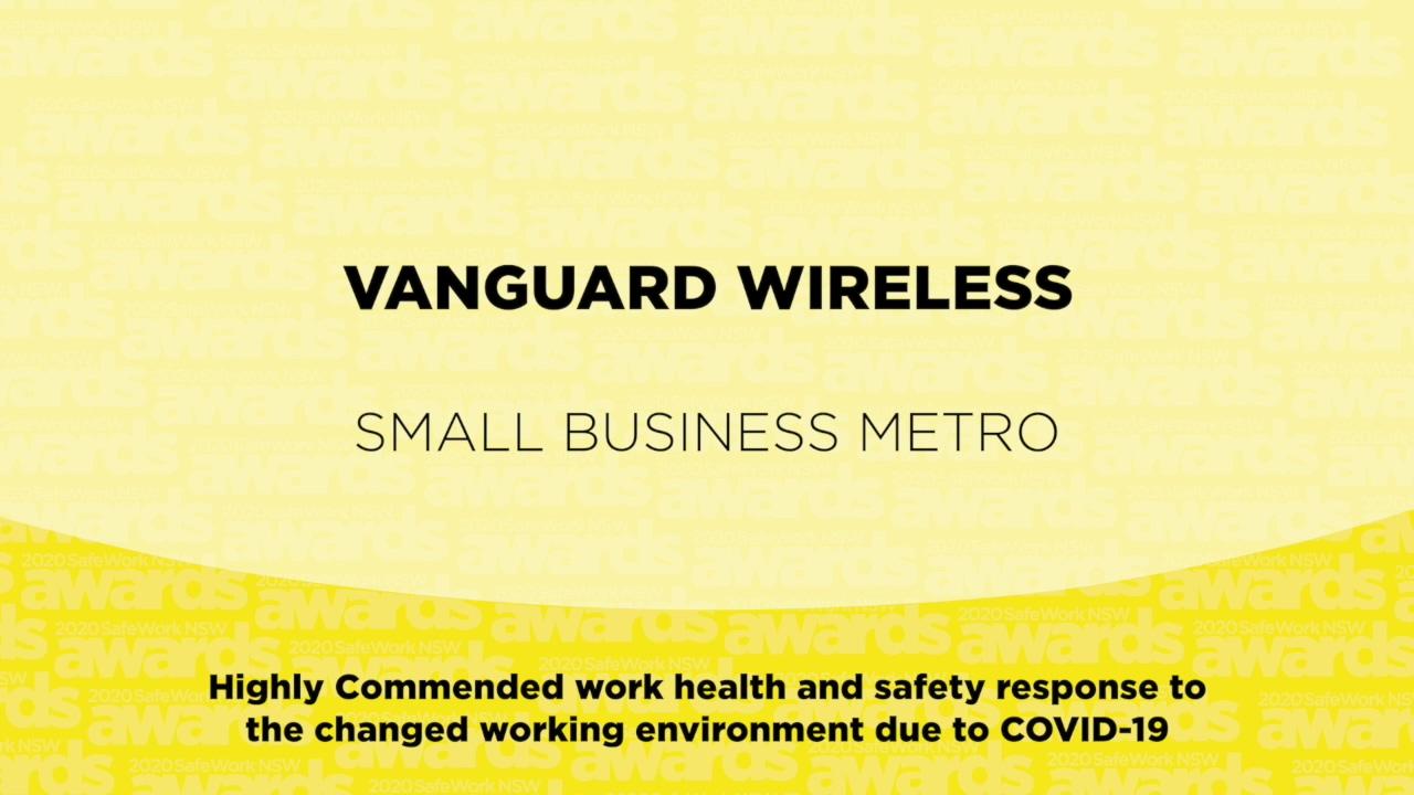 Vanguard Wireless - Inna Interview