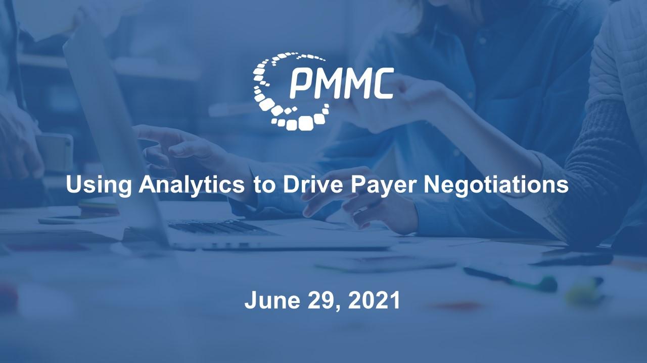 Webinar Trailer_Analytics to Drive Negotiations