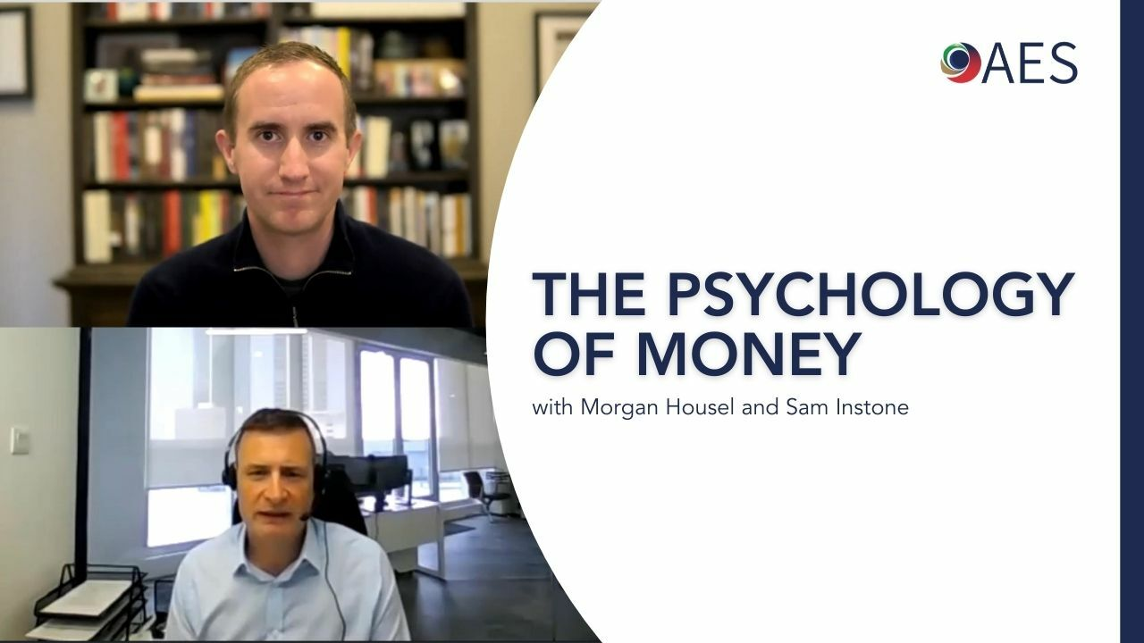 The Psychology of Money with Morgan Housel and Sam Instone