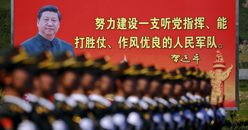 Xi Jinping Re-imposes Authority Over China's Military