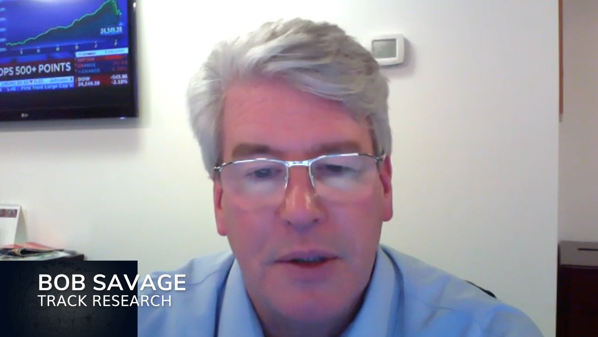 China markets update with TRACK's Bob Savage