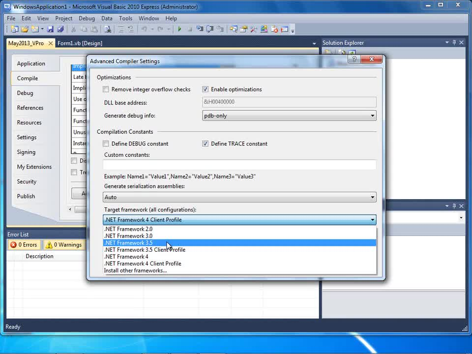 VisionPro - Section 15 - Programming - Part 1