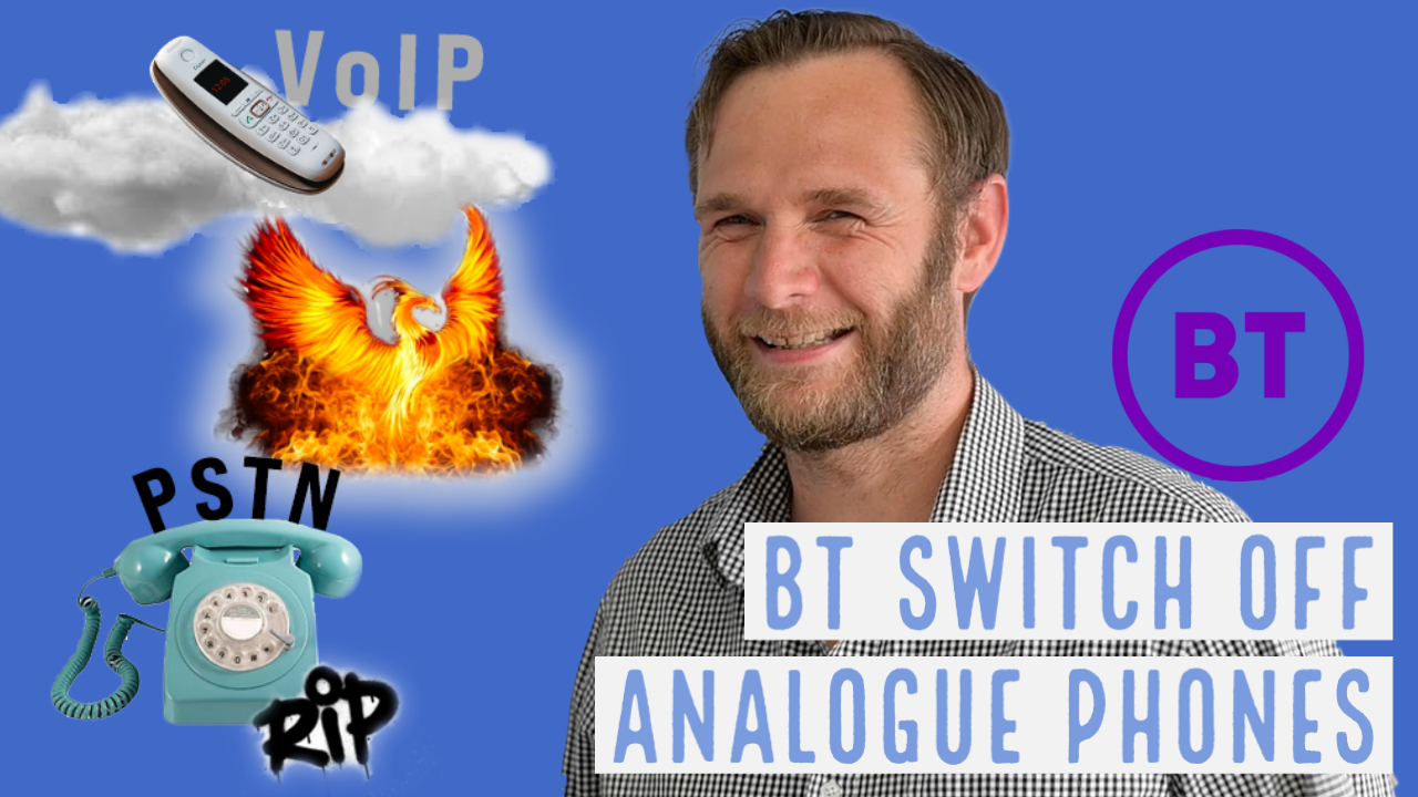 BT Analogue Phone Switch Off