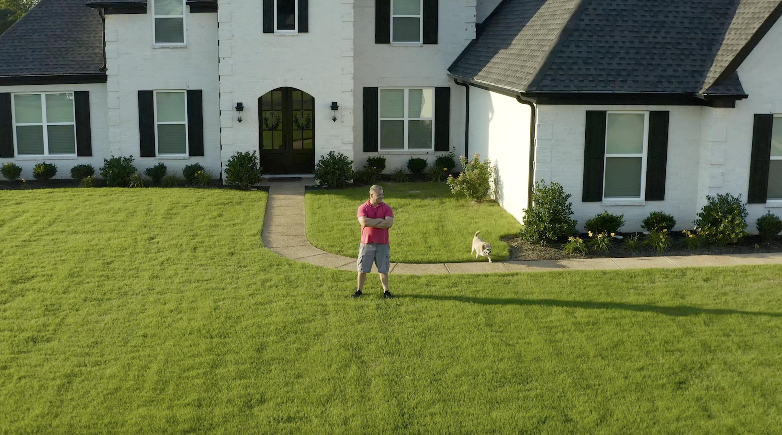 Lawn Care Services - Master Lawn