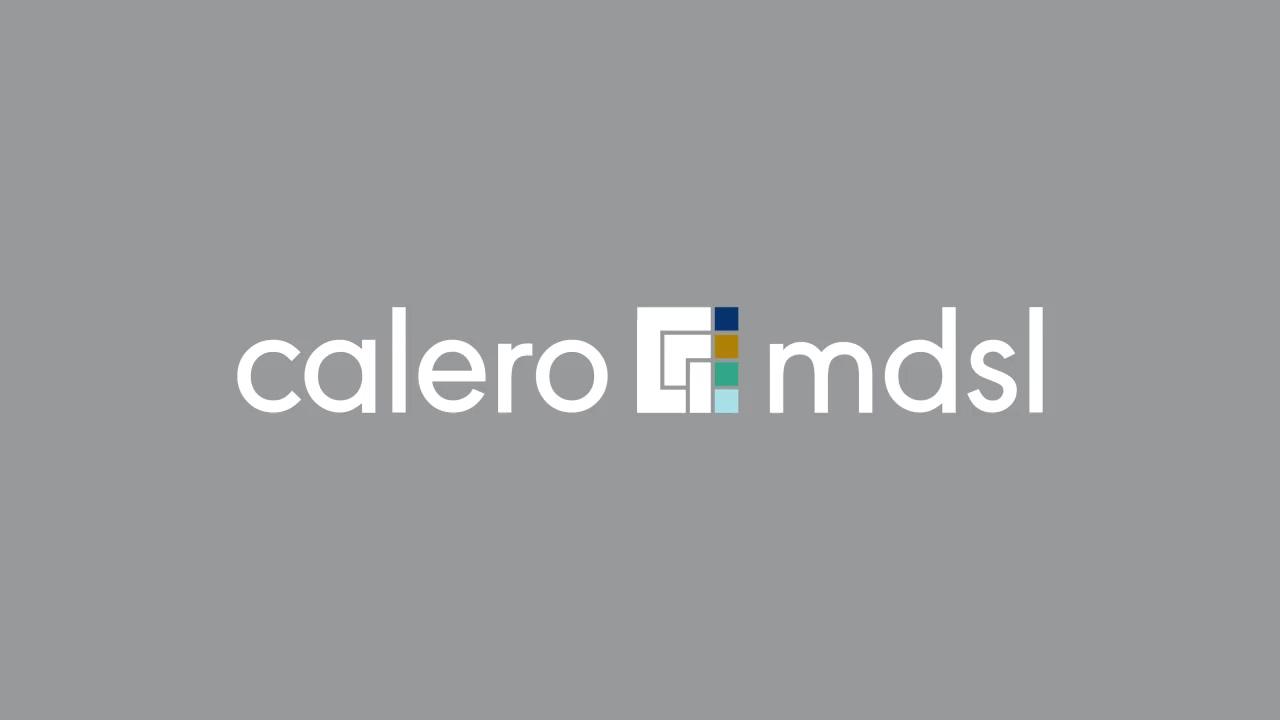 Calero-MDSL Video- Brand Reel
