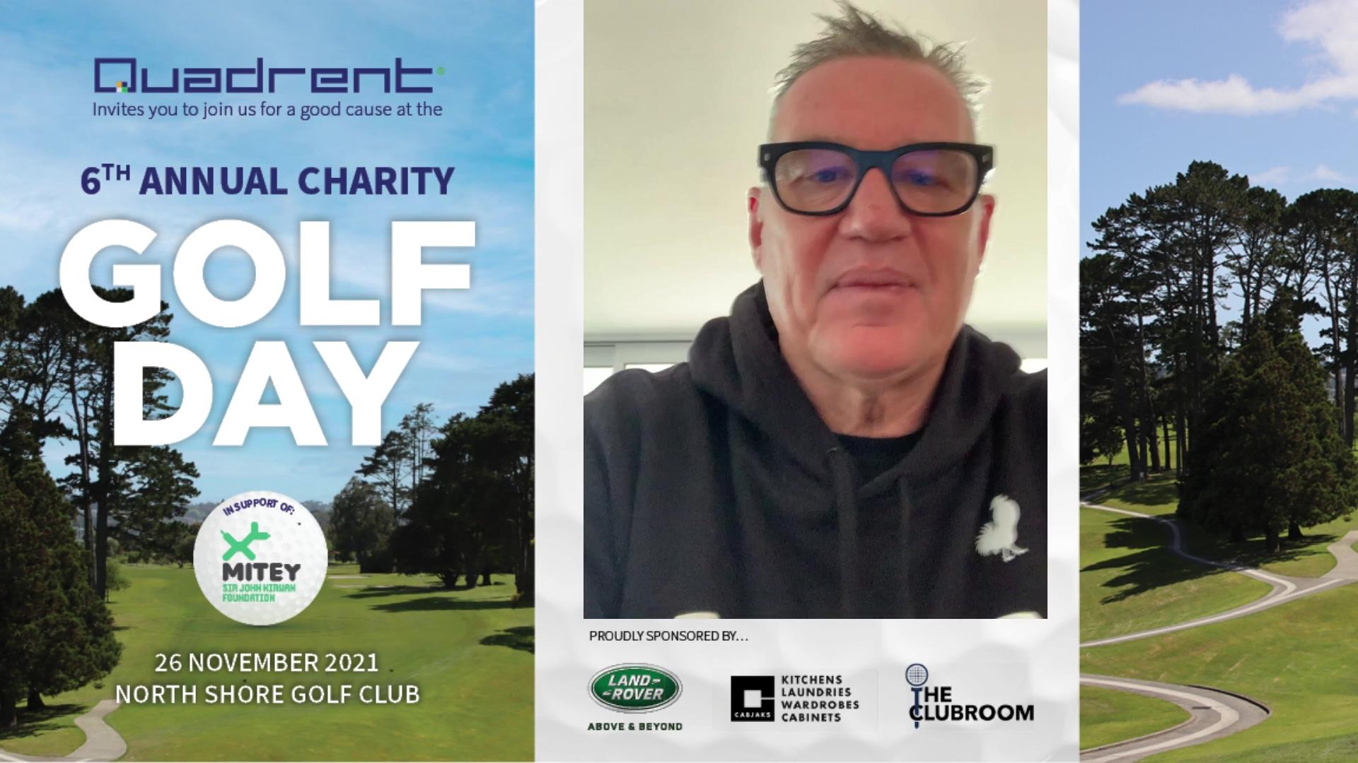 2021 Quadrent Golf Day Branded Video - JK