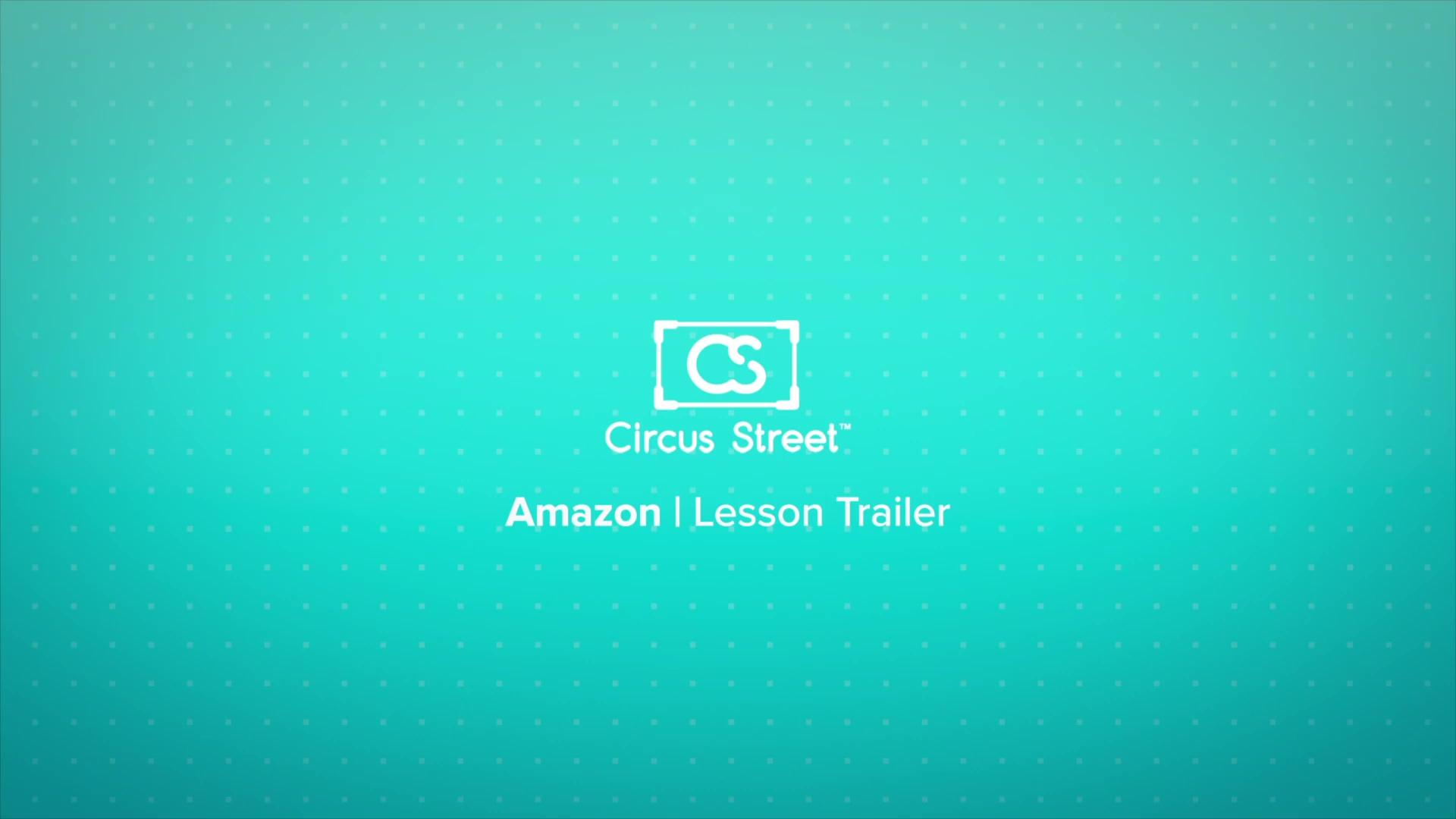 Amazon Lesson Trailer