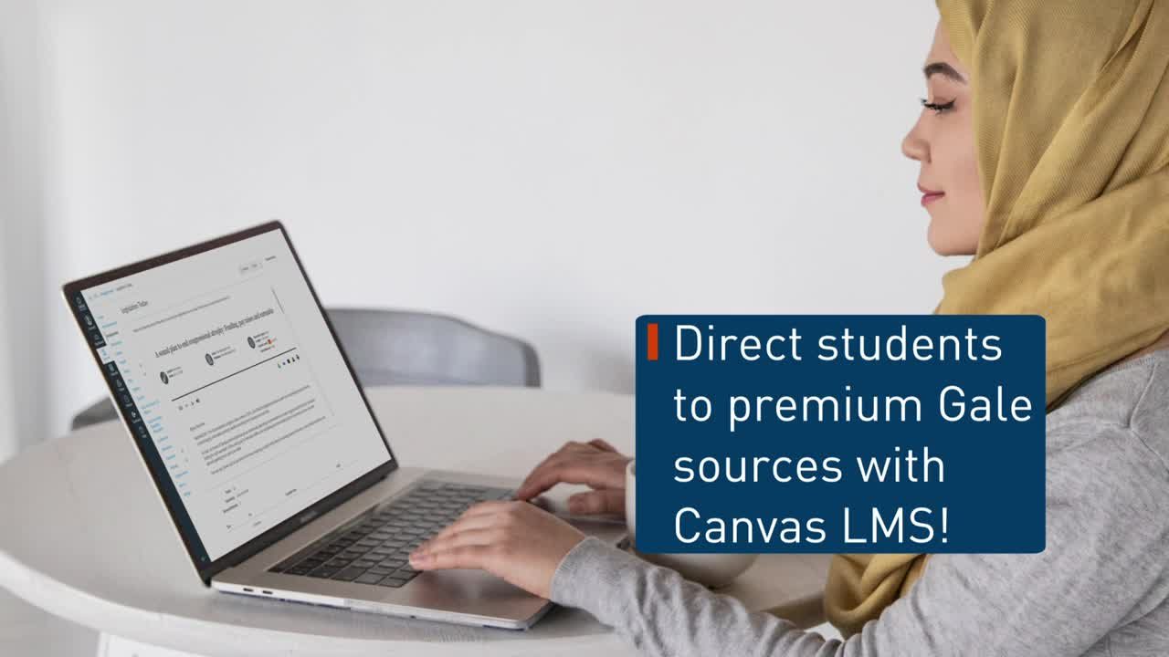 Gale Tools – Link and Embed Sources In Canvas LMS</p></i></b></u></em>