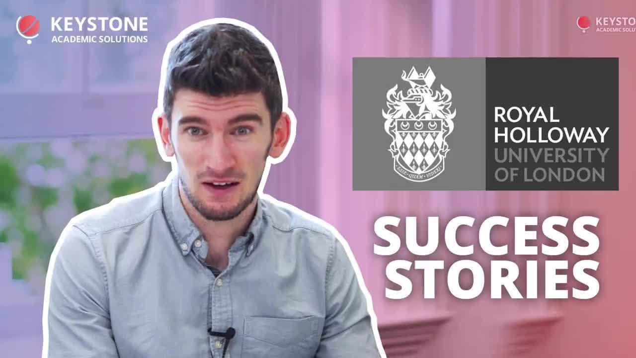 Keystone Success Stories_ Royal Holloway University of London