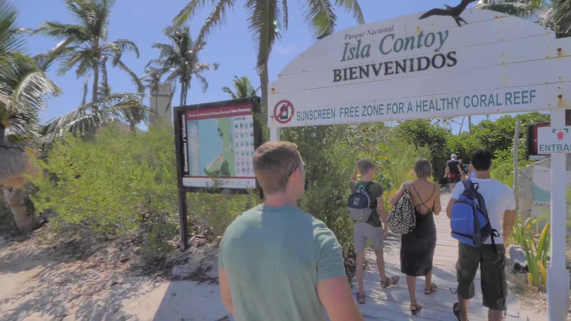 Isla Contoy Tour   Español