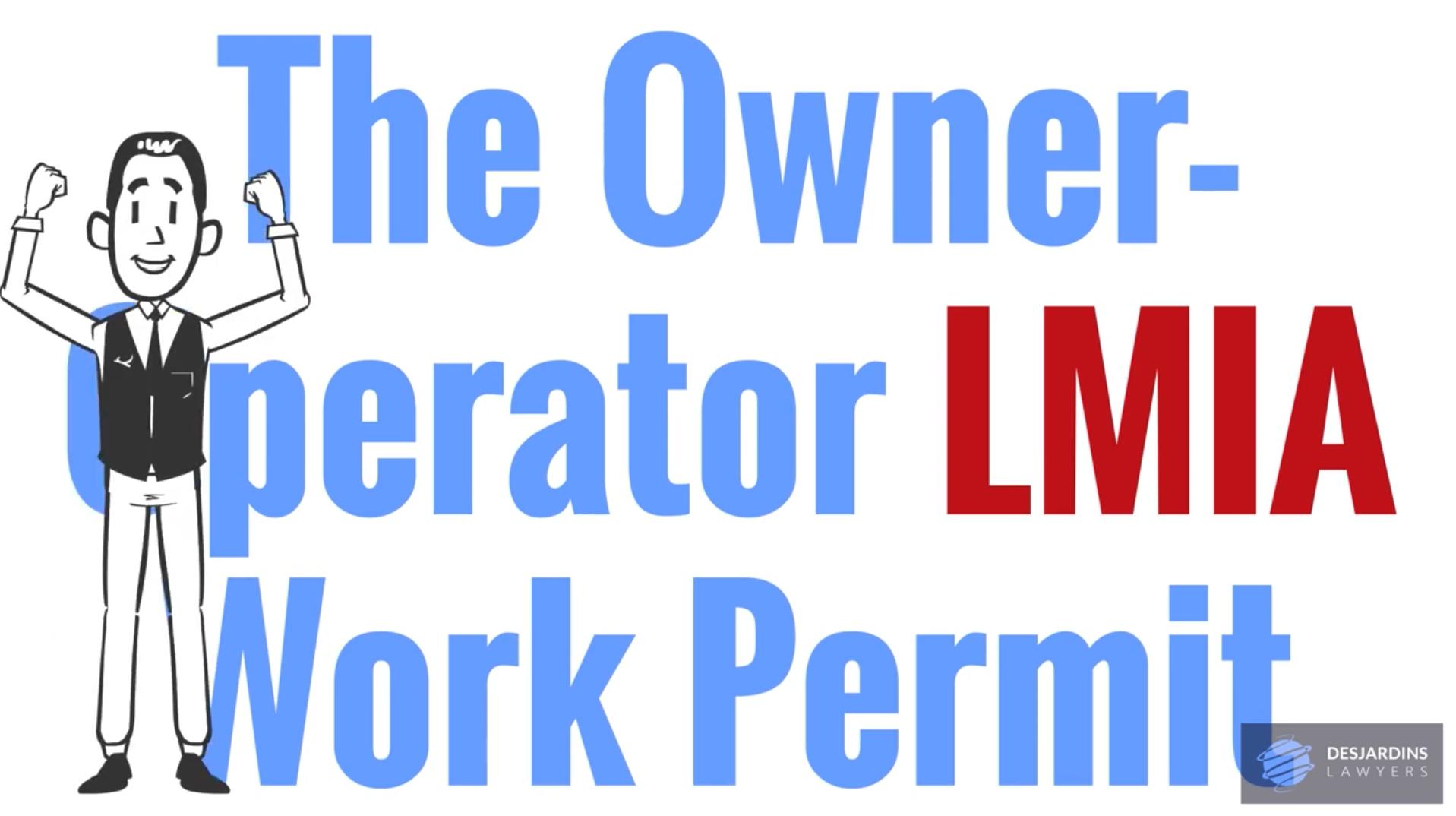 OwnerOperator LMIA Doodle 2.0