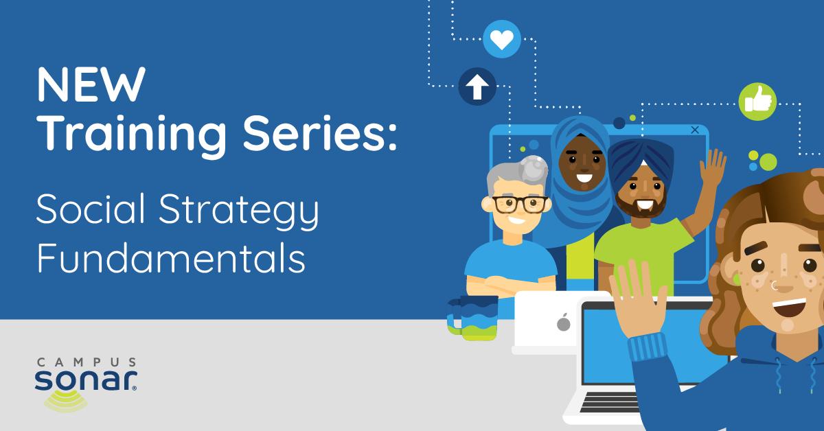 Social Strategy Fundamentals Training Series (No Testimonials)
