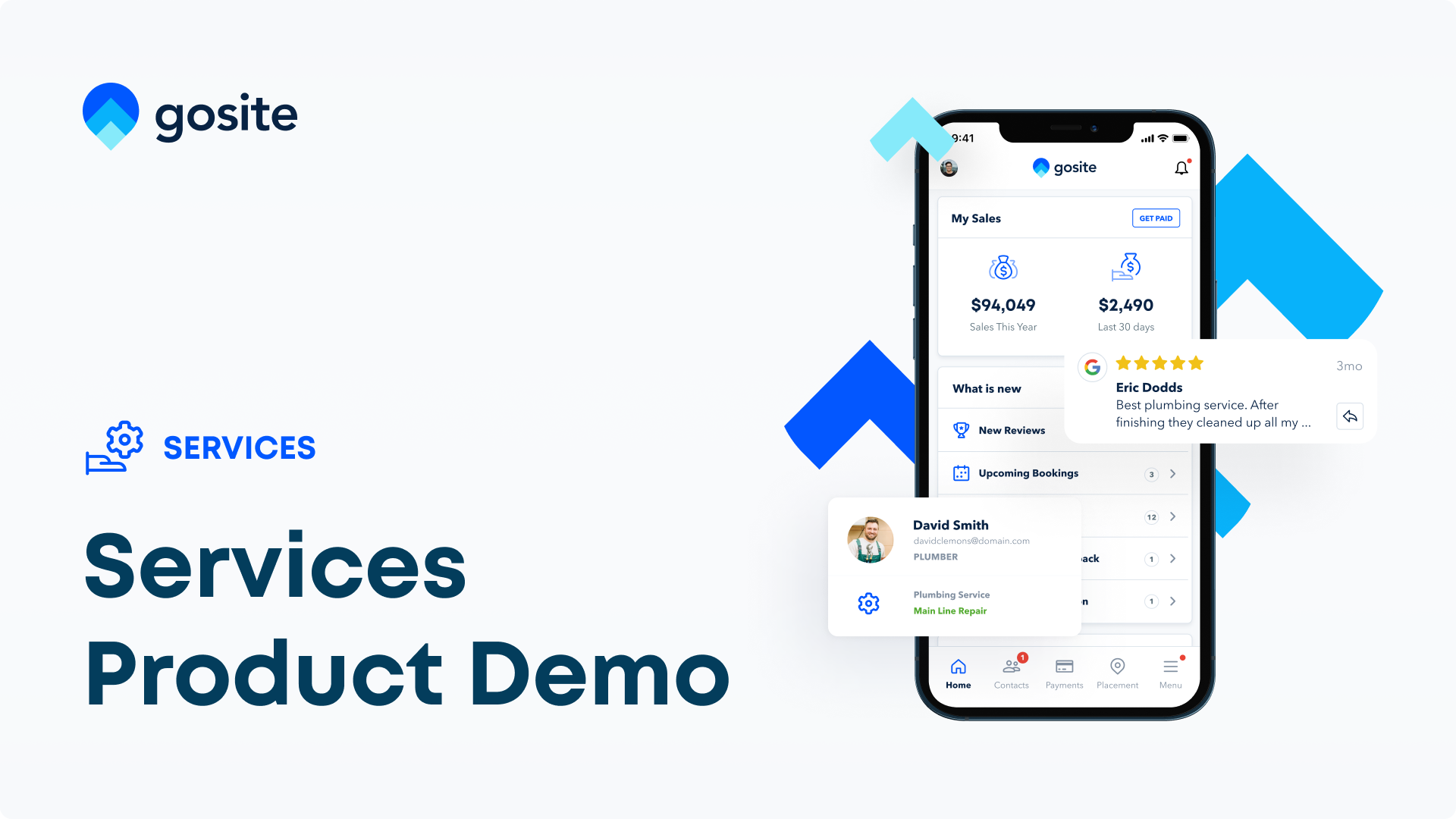 GoSite Product Demo_ Services