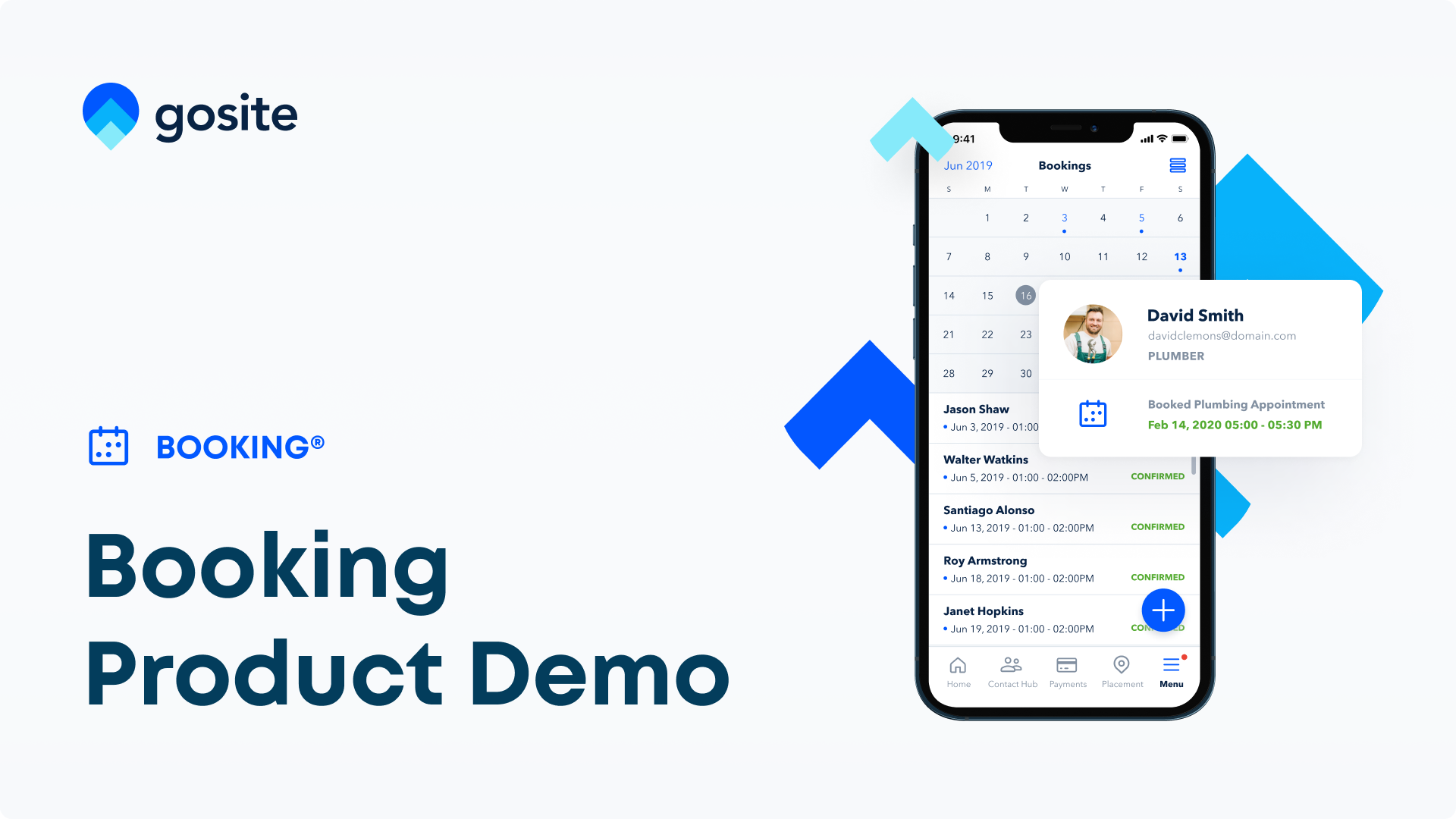 GoSite Product Demo_ Booking