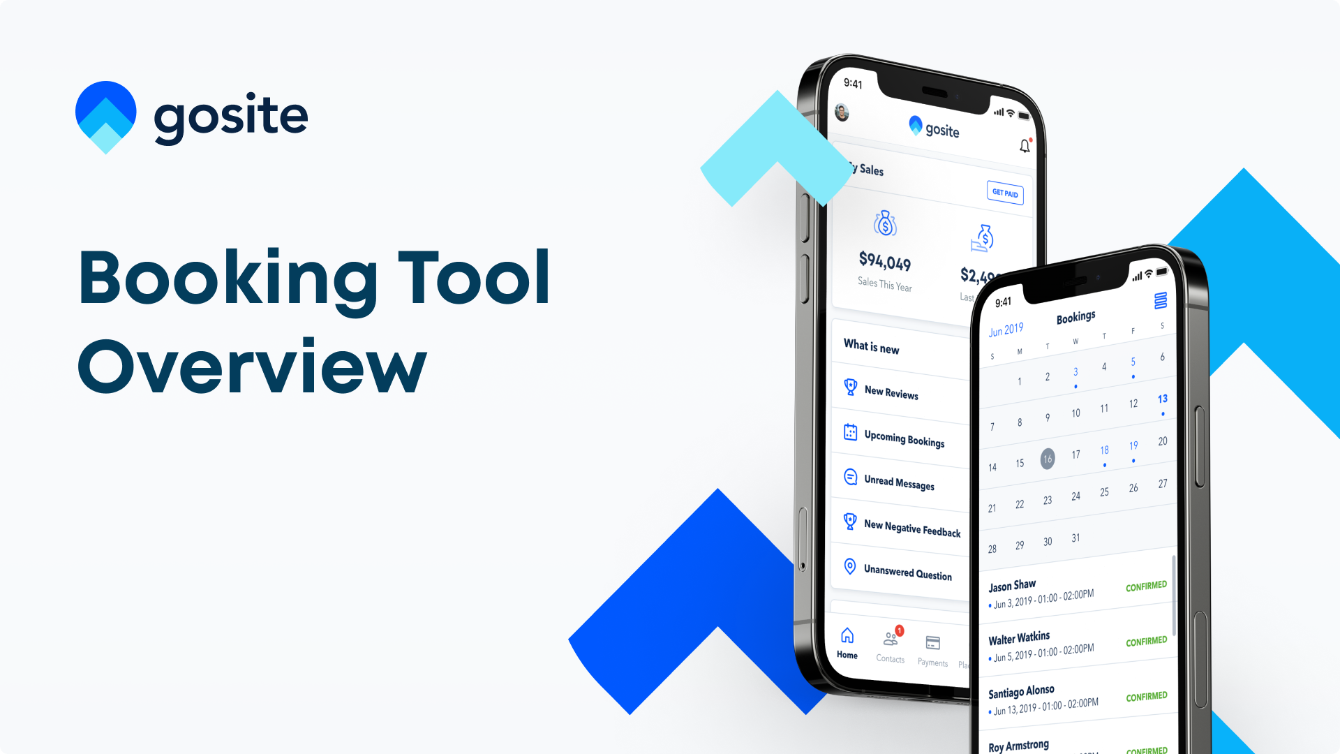 Workshop_ GoSite Booking Tool Overview