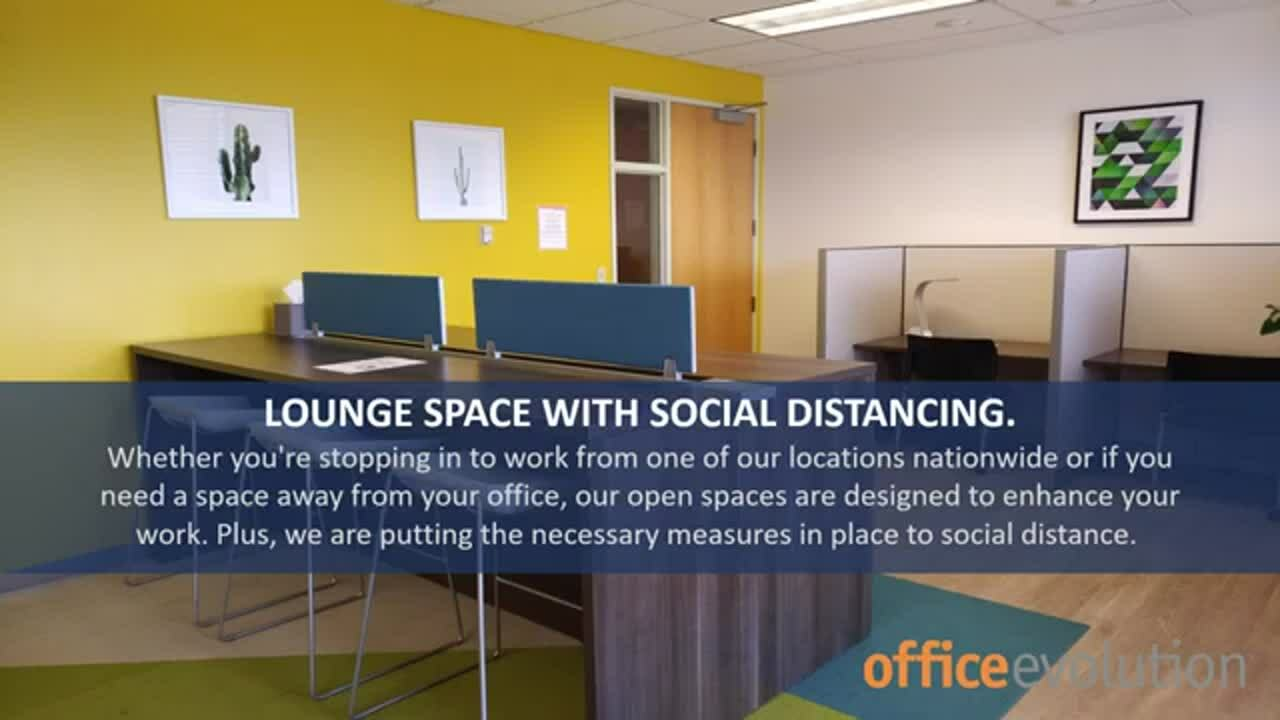 Virtual tour of Office Evolution in Louisville, CO