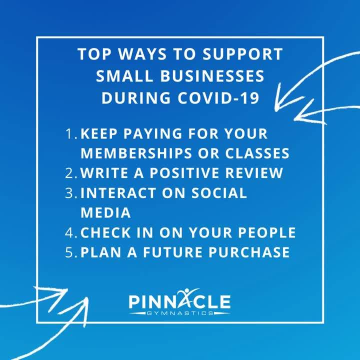 ways to support small businesses during covid-19