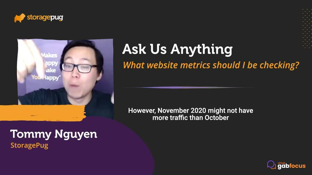 Spotlight-Ask Us Anything - Metrics
