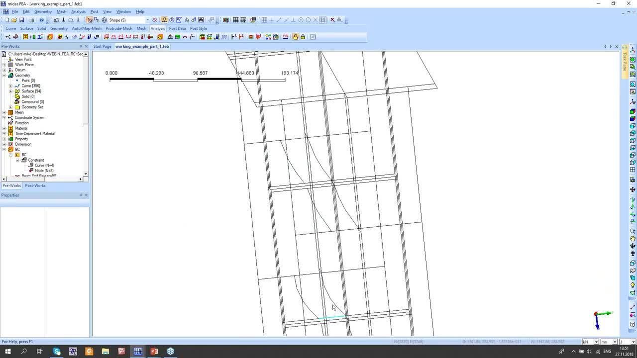 [midas FEA webinar series] Local buckling simulation of plate girder webs in midas FEA