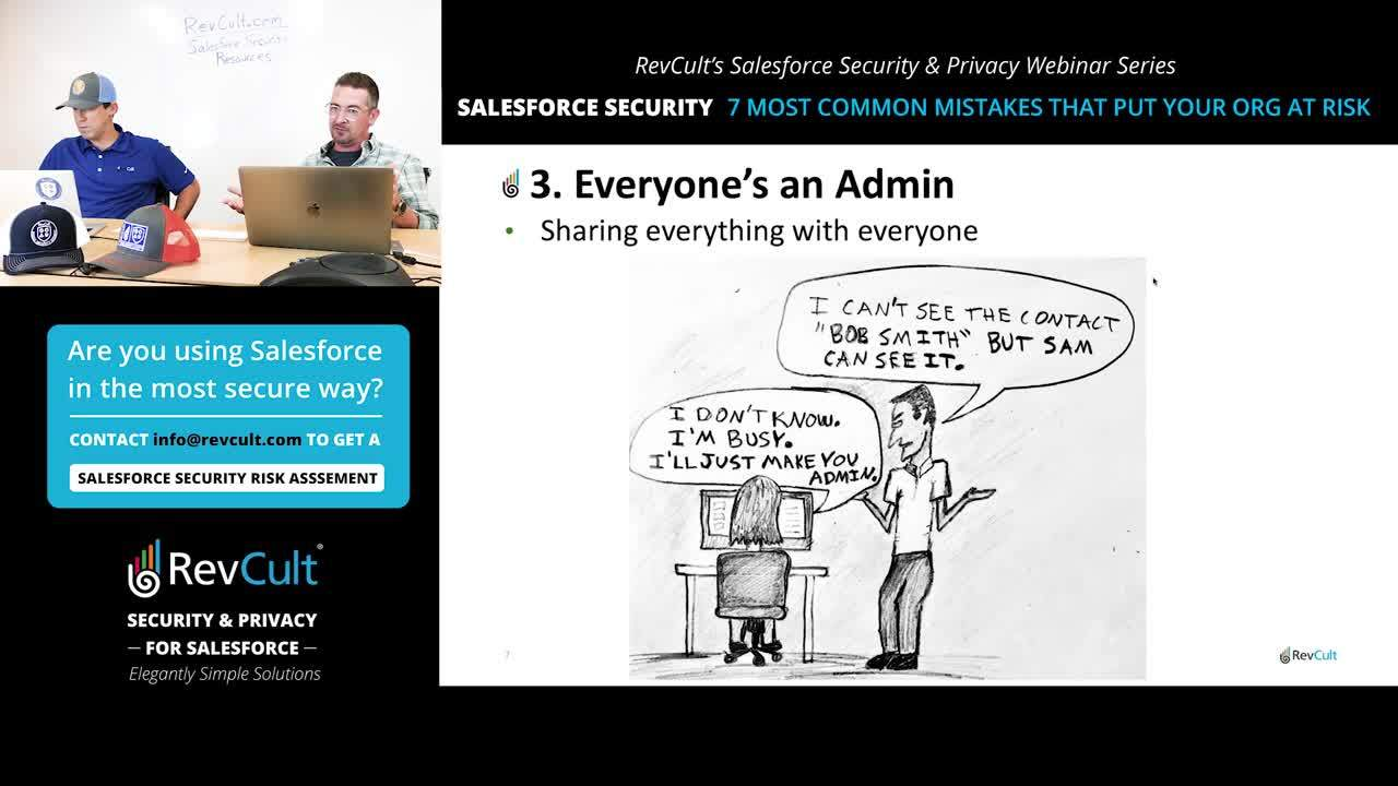 final_ Webinar_ Salesforce Security - 7 Most Common Mistakes That Put Your Org at Risk