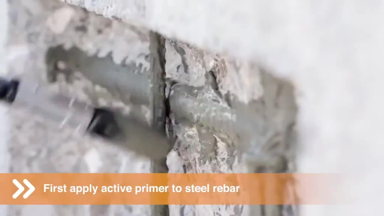 MasterEmaco Concrete Patch Repair