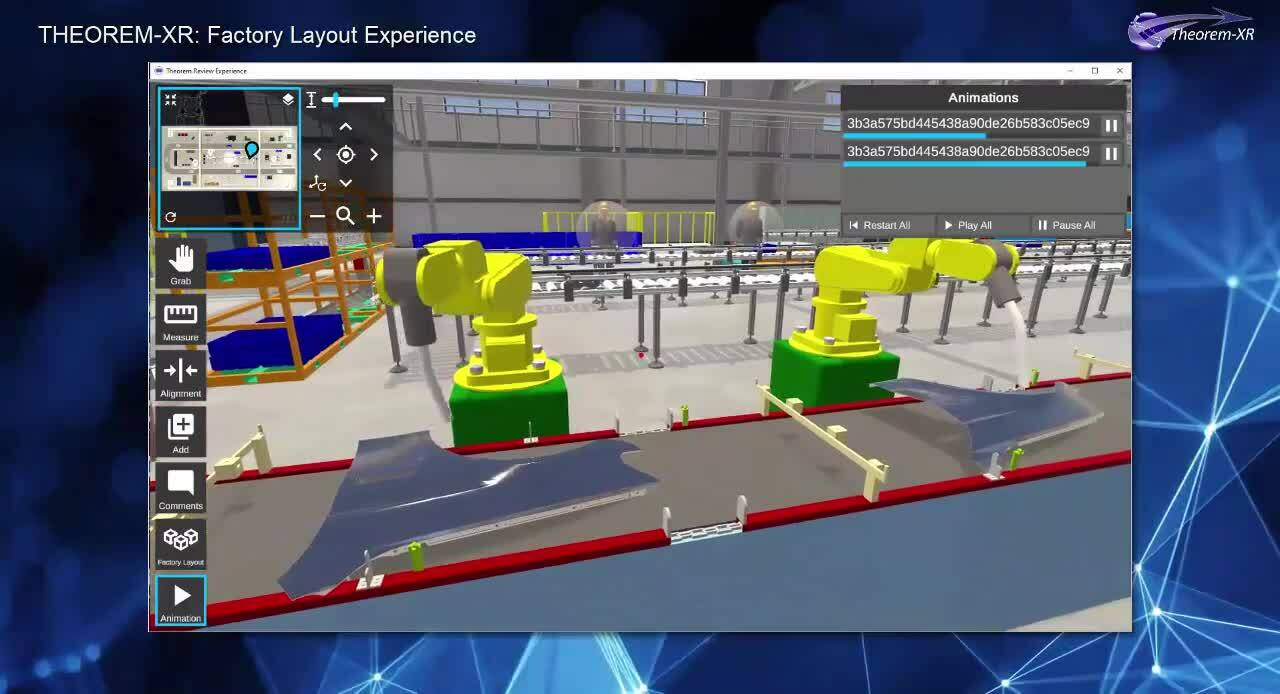 Motion replay data and mannequins