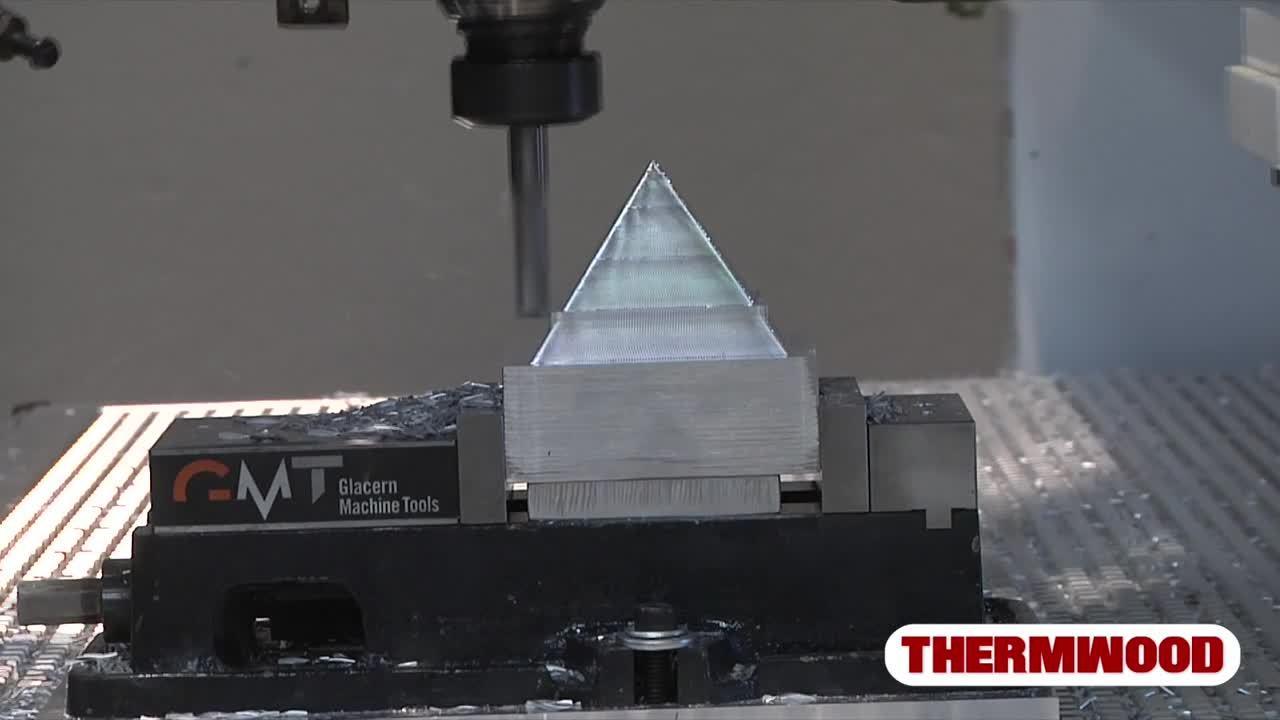 Model 45 Aluminum Pyramid