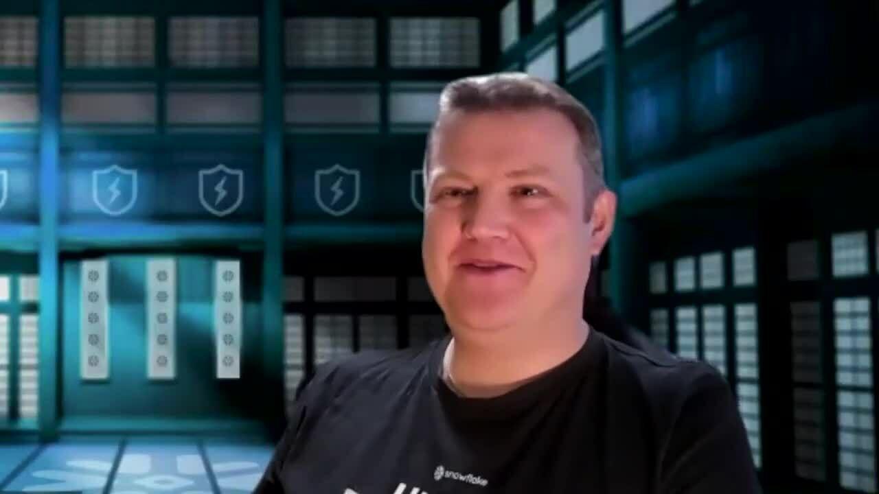 Meet Guy Adams - Data Superhero Origins - Snowflake Inc.