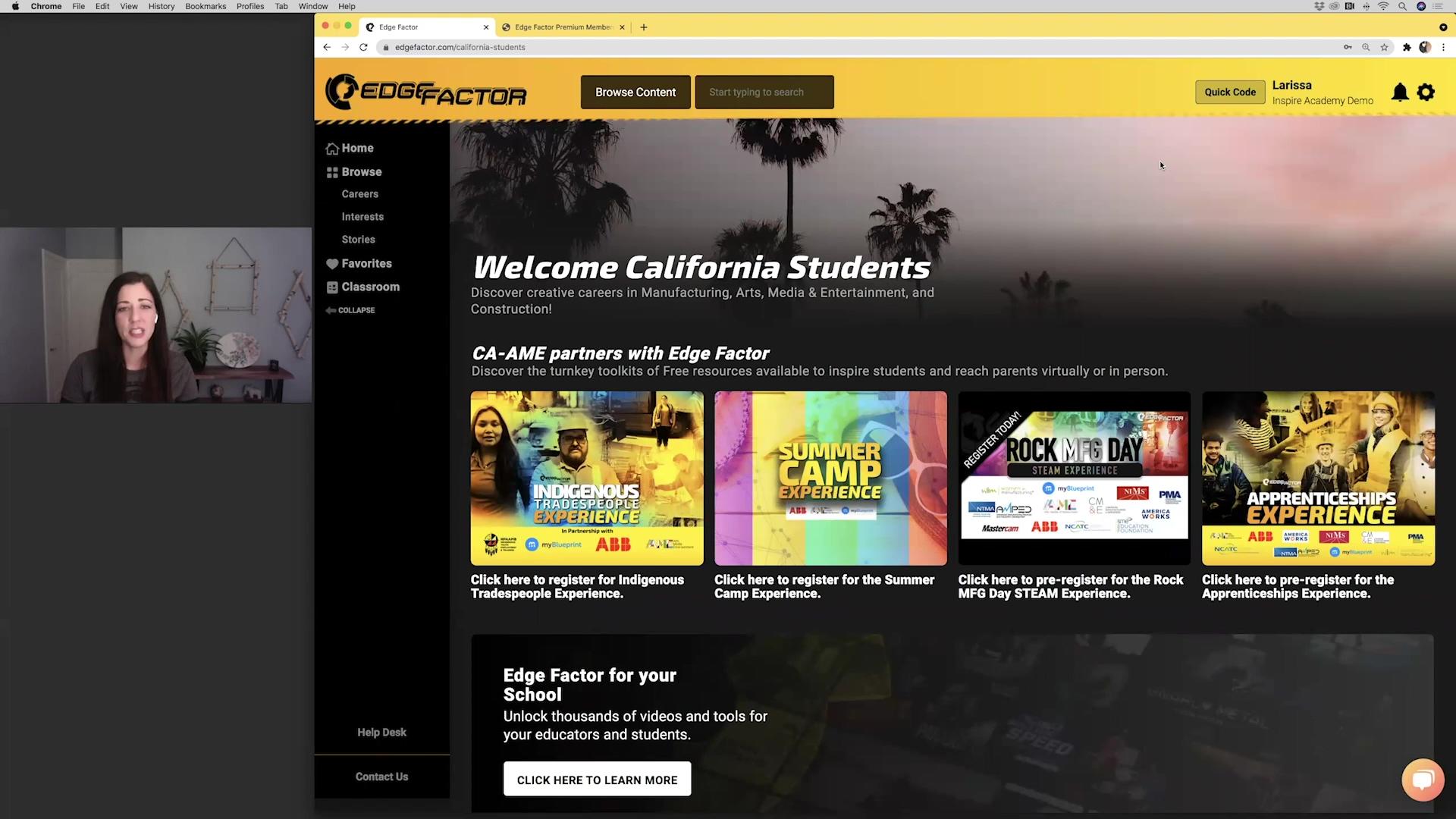 California Educators