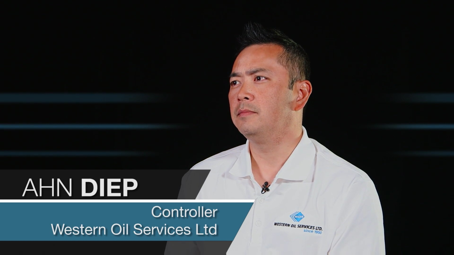 Ahn Diep - Western Oil Services Ltd.