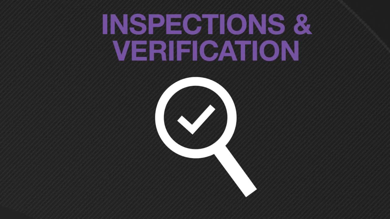 Experts Insist on 'Anytime, Anywhere' Inspections
