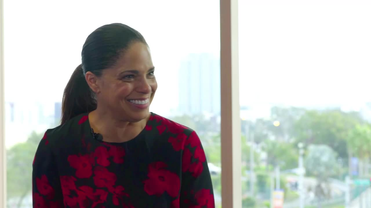 Soledad Obrien Interview