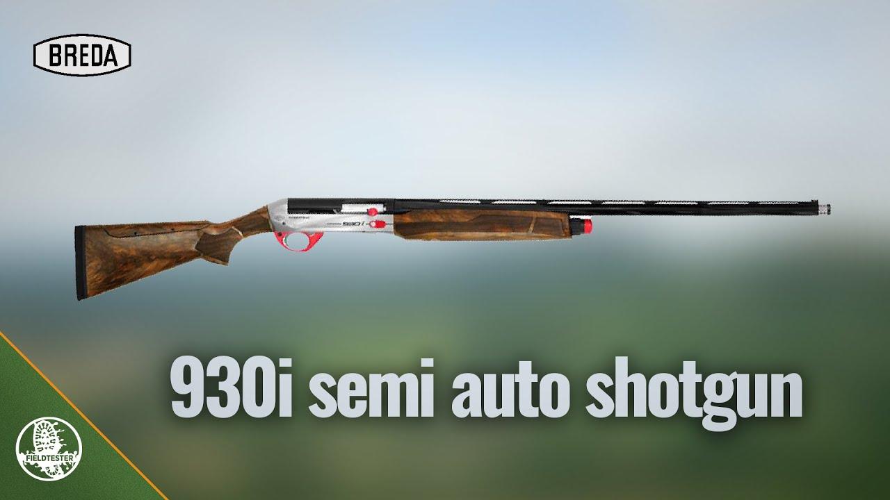 BREDA 930i semi auto shotgun