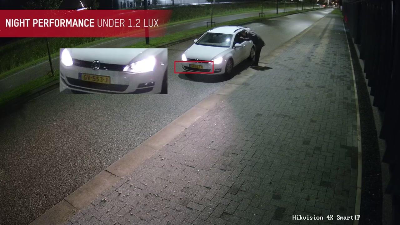 Hikivision 4K CCTV Camera Performance Upgrade