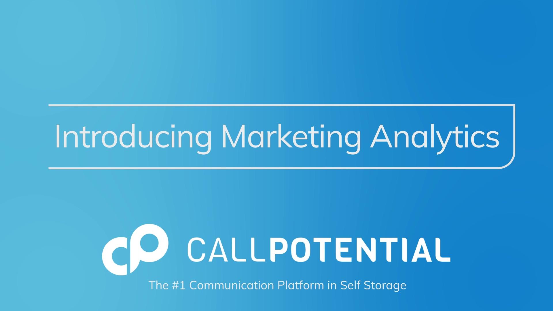 Introducing Marketing Analytics - Video