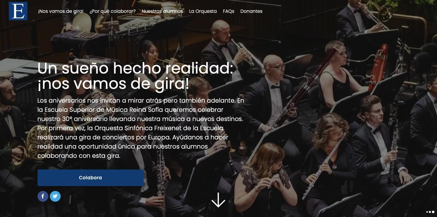 UN SUEÑO CUMPLIDO-ESCUELA DE MUSICA REINA SOFIA-FUNDACIÓN ALBENIZ-25.06.21