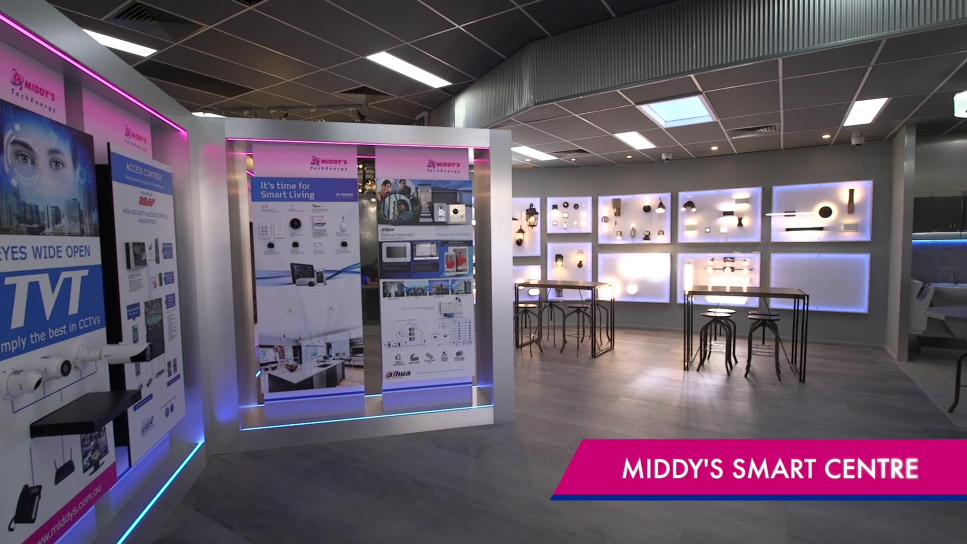 Middys Info Night Smart Centre Promotion