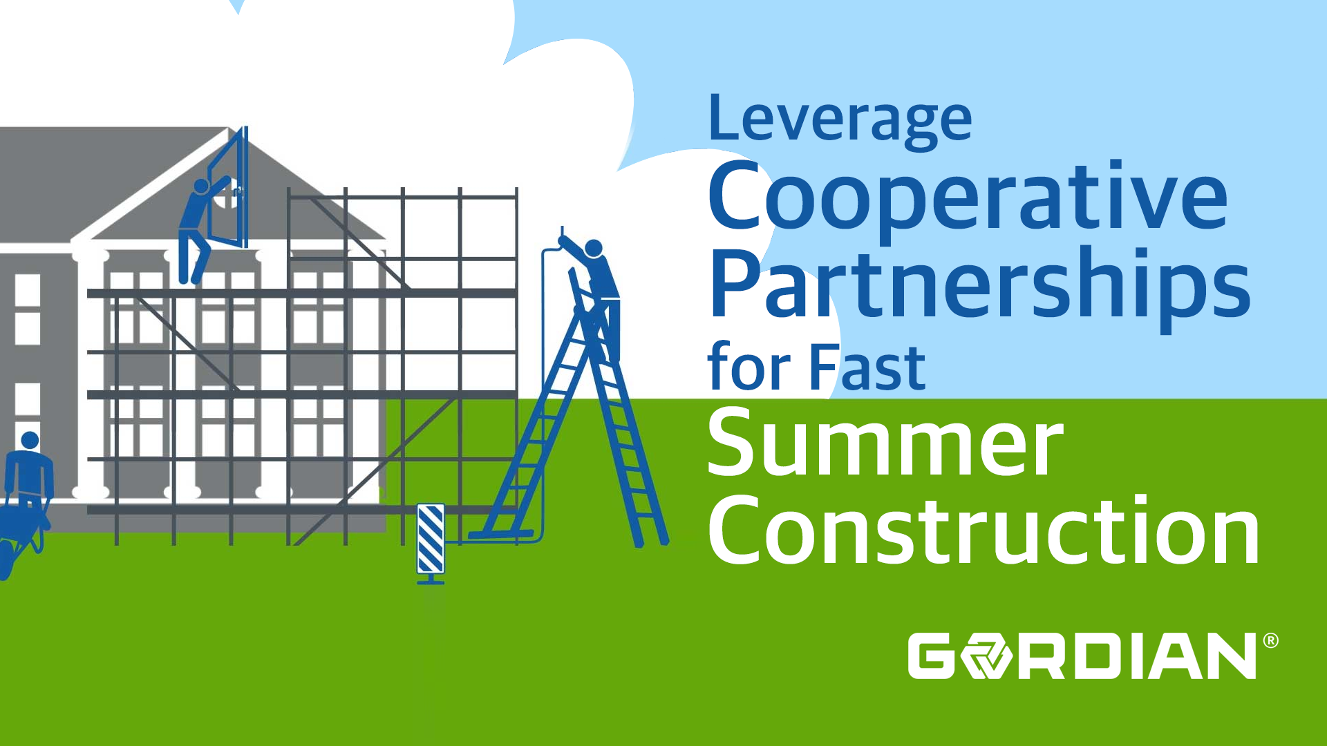 Expedite Summer Construction Projects with ezIQC<sup>&reg;</sup>