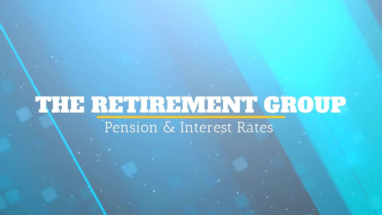Pension & Interest Rates - Wesley Boudreaux - 6-18-20