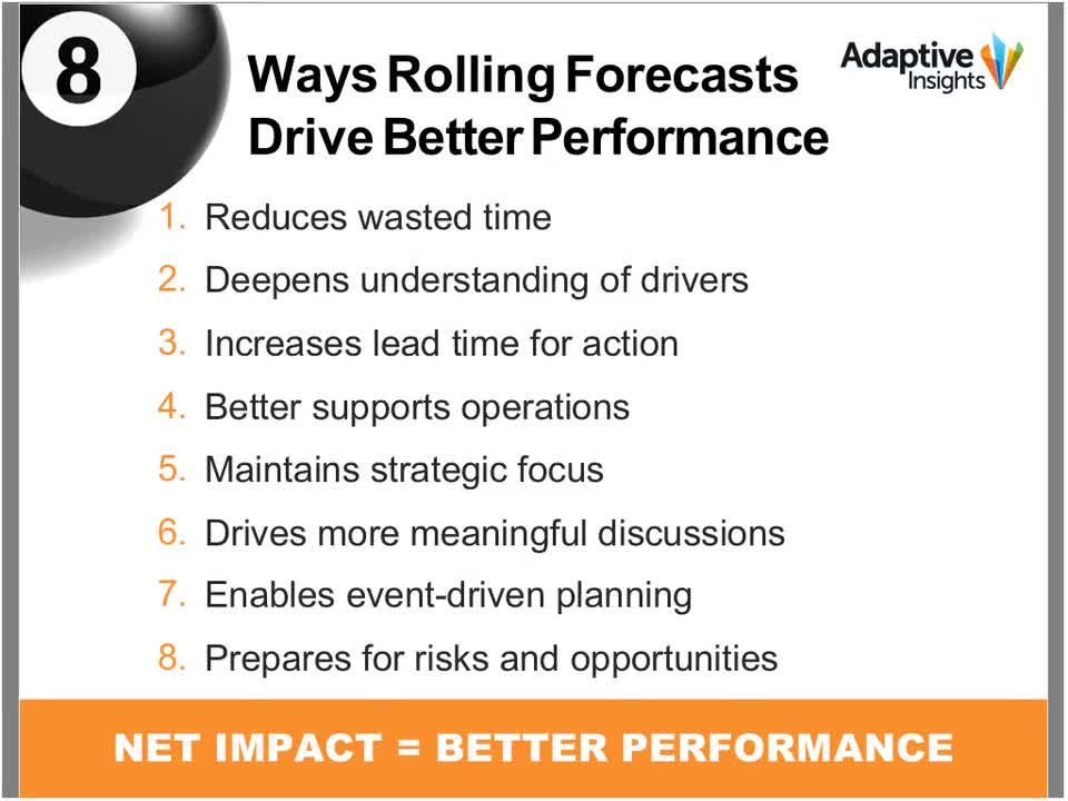 Screenshot for Rolling Forecasts: A Guide to Planning Success For Energy and Utility Companies