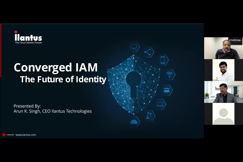 SMCW09   Converged IAM – The Future of Identity