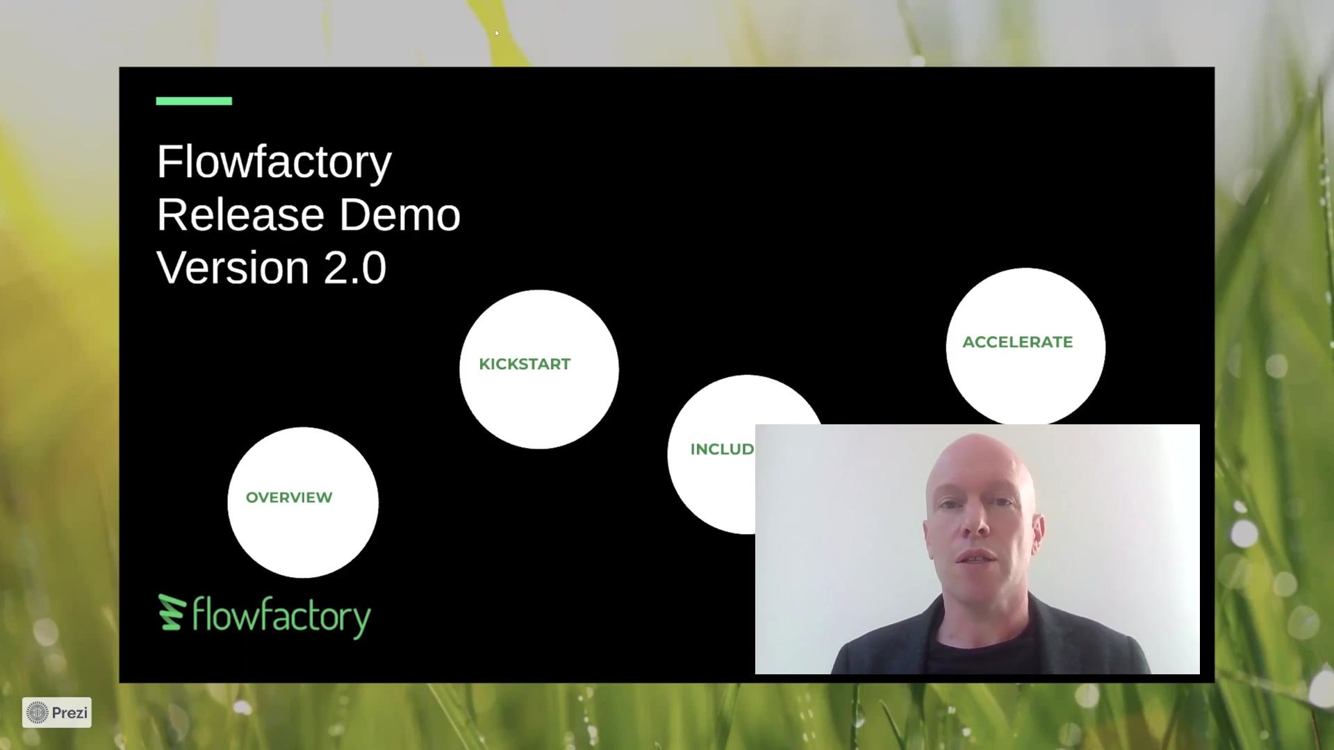 Flowfactory 2.0 - video demo