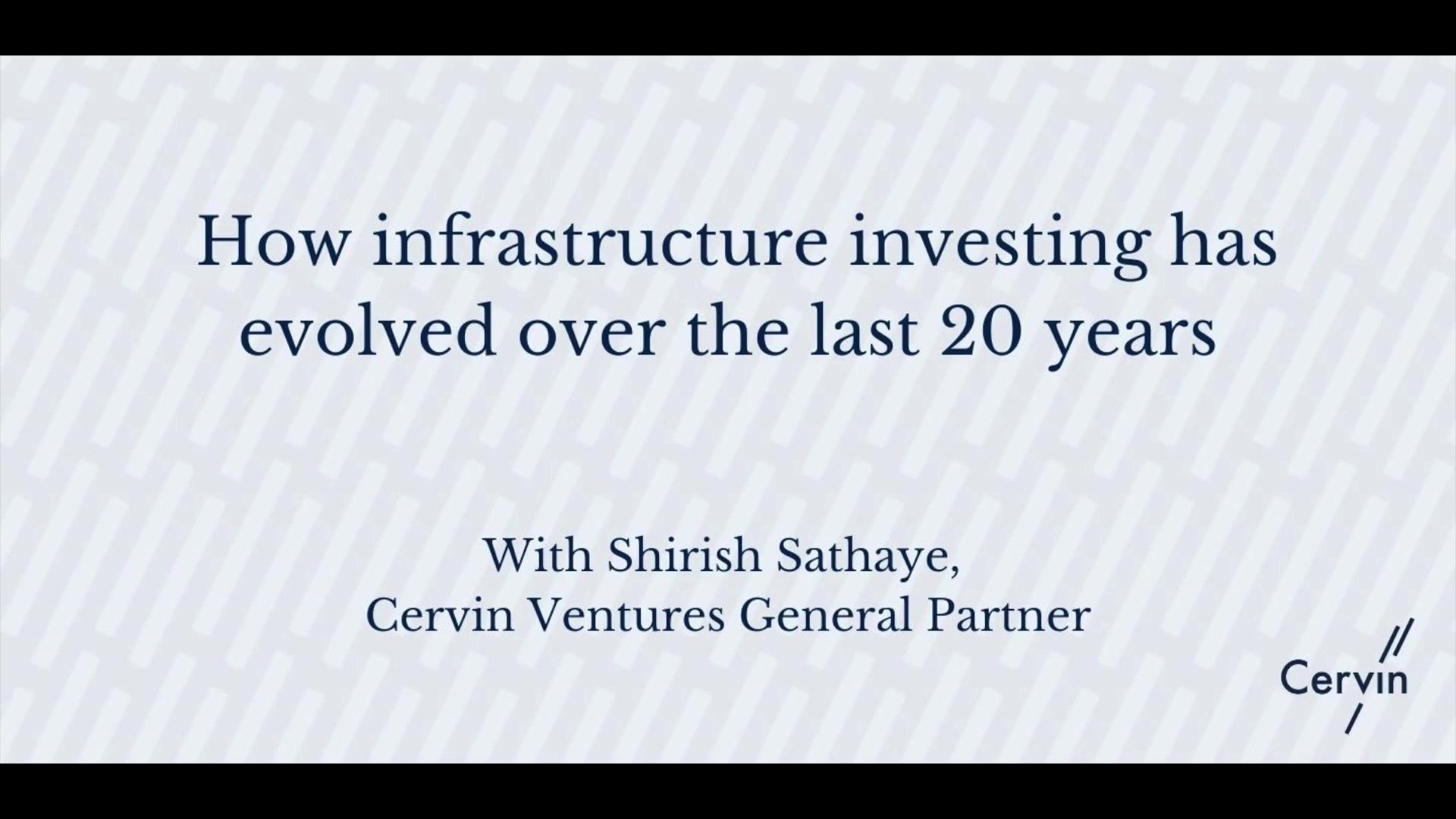 Infrastructure Investing V2 (longer titles)