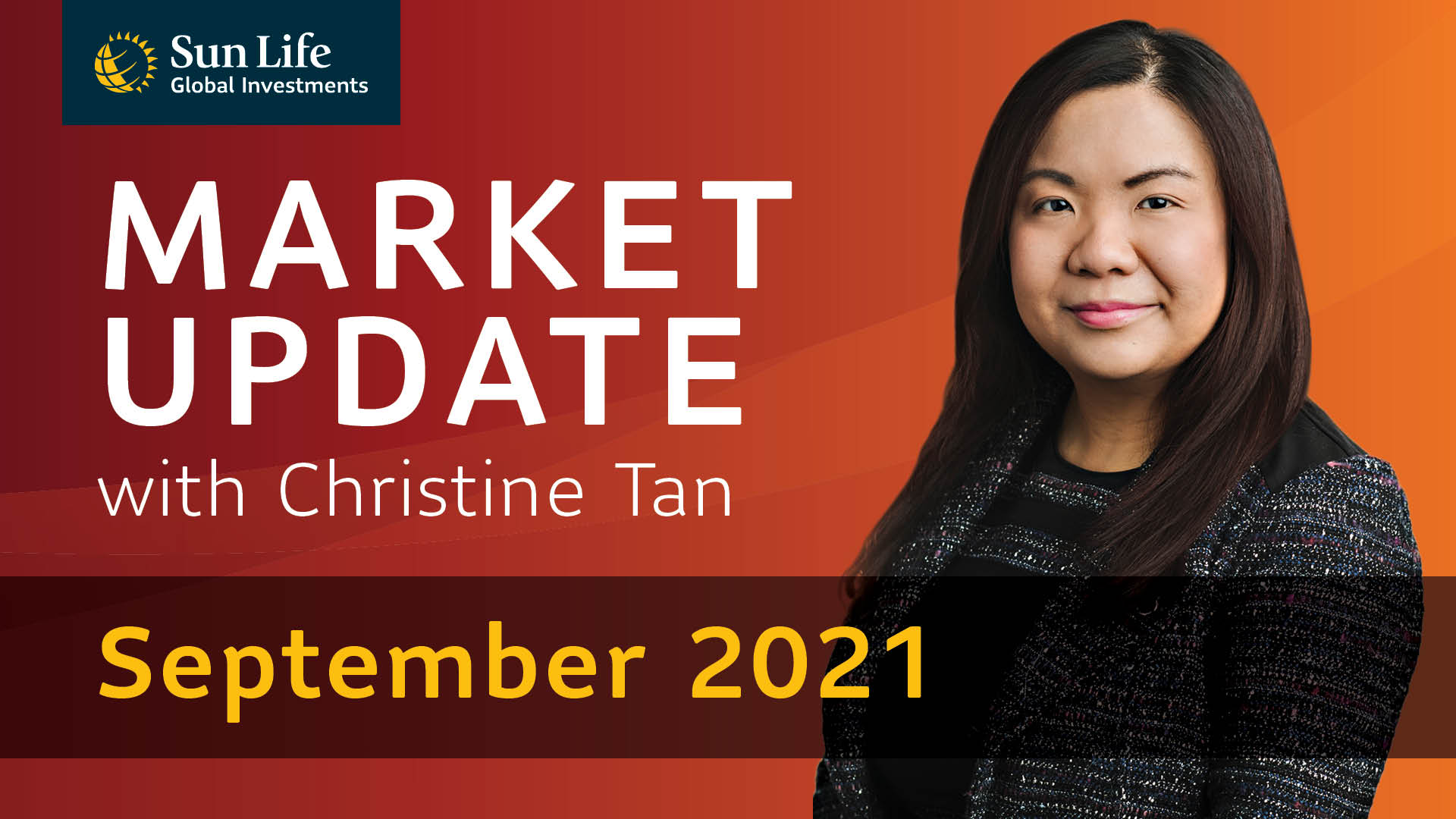 Market Update September 2021 with Christine Tan