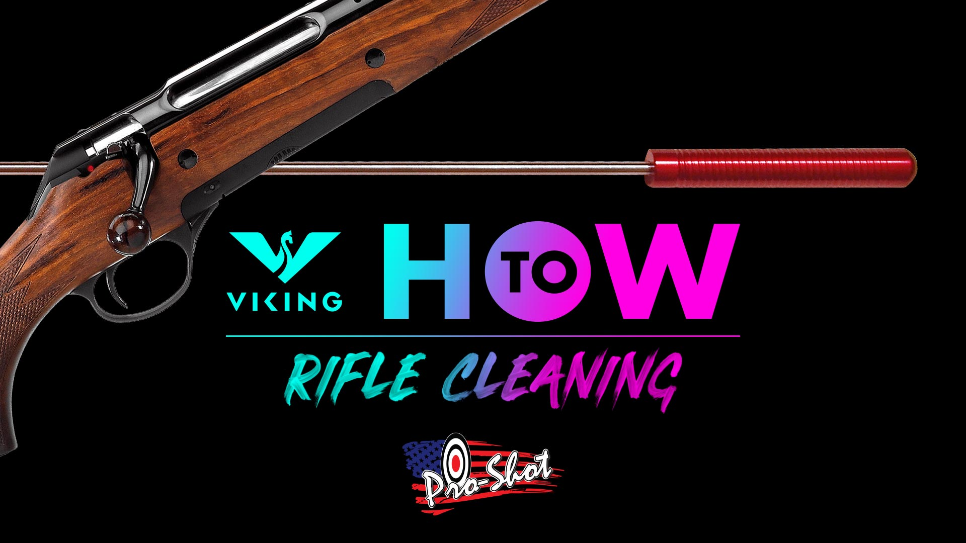 Pro-Shot Cleaning How-to