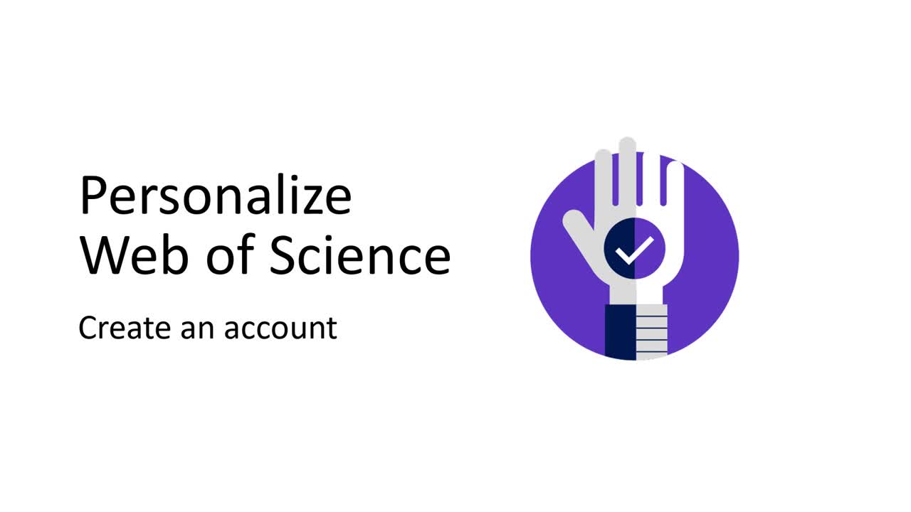 Get Started with Web of Science