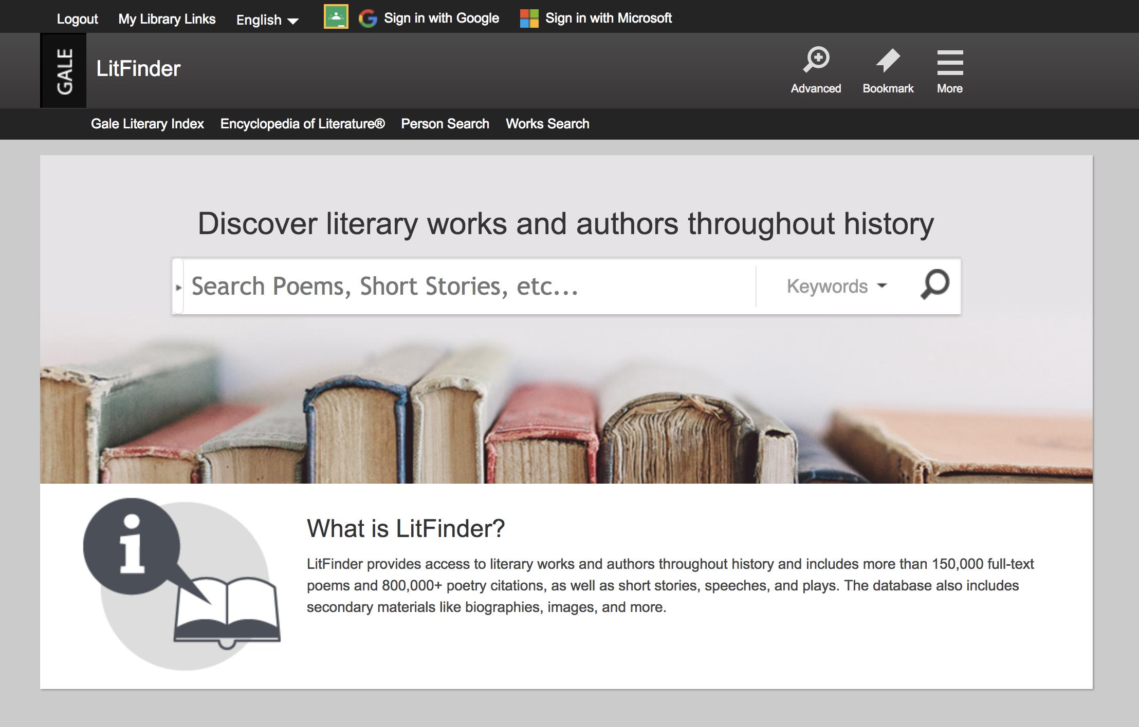 LitFinder Webinar Thumbnail
