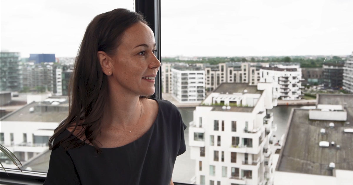 Katrine Grønbæk Websdell