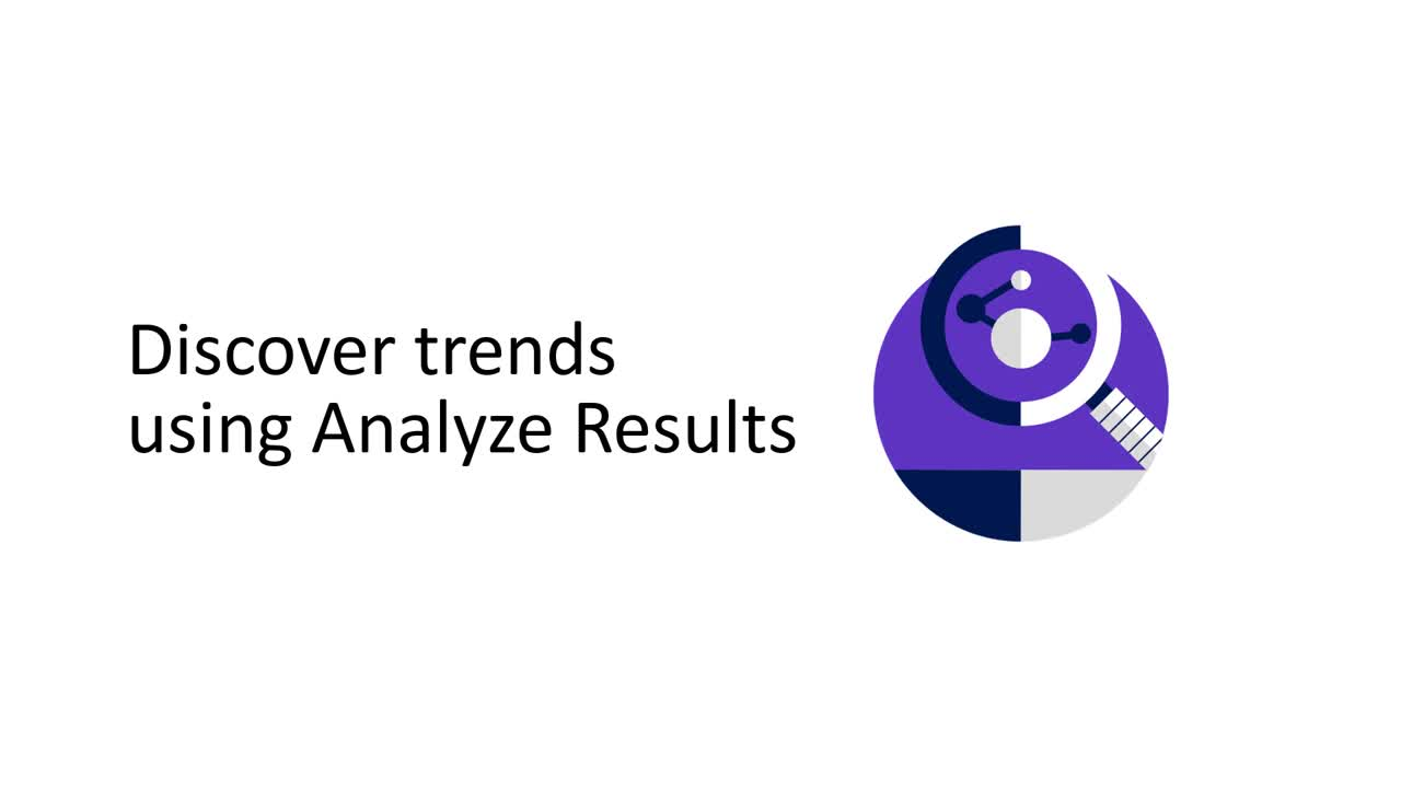Video to find a relevant research paper: Discover trends