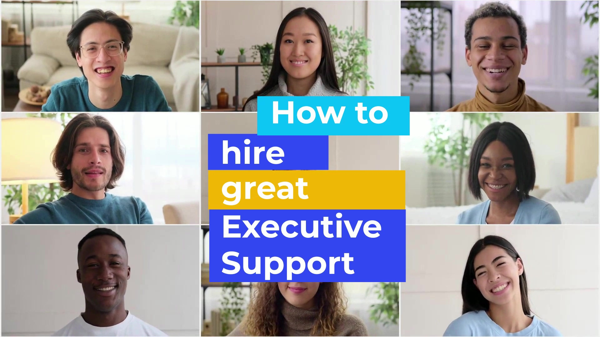 Quick Hiring Tips to Hire Executive Support